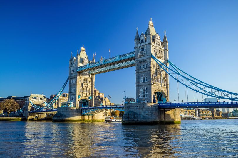 Tower Bridge in London, UK | Image courtesy of [Adobe Stock](https://stock.adobe.com/uk/?as_channel=email&as_campclass=brand&as_campaign=creativeboom-UK&as_source=adobe&as_camptype=acquisition&as_content=stock-FMF-banner)