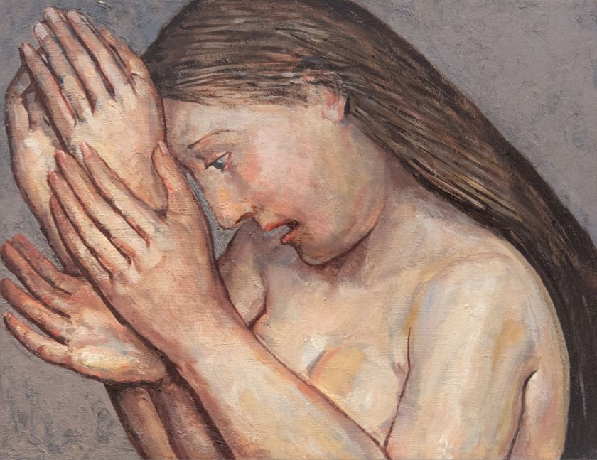 From the exhibition, Intimate Whispers © Evelyn Williams. Images courtesy of Anima Mundi Gallery