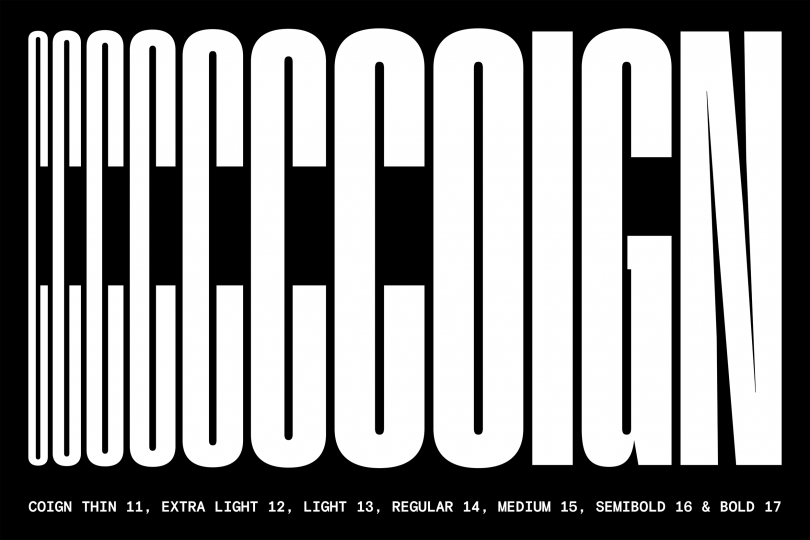 Coign by Colophon