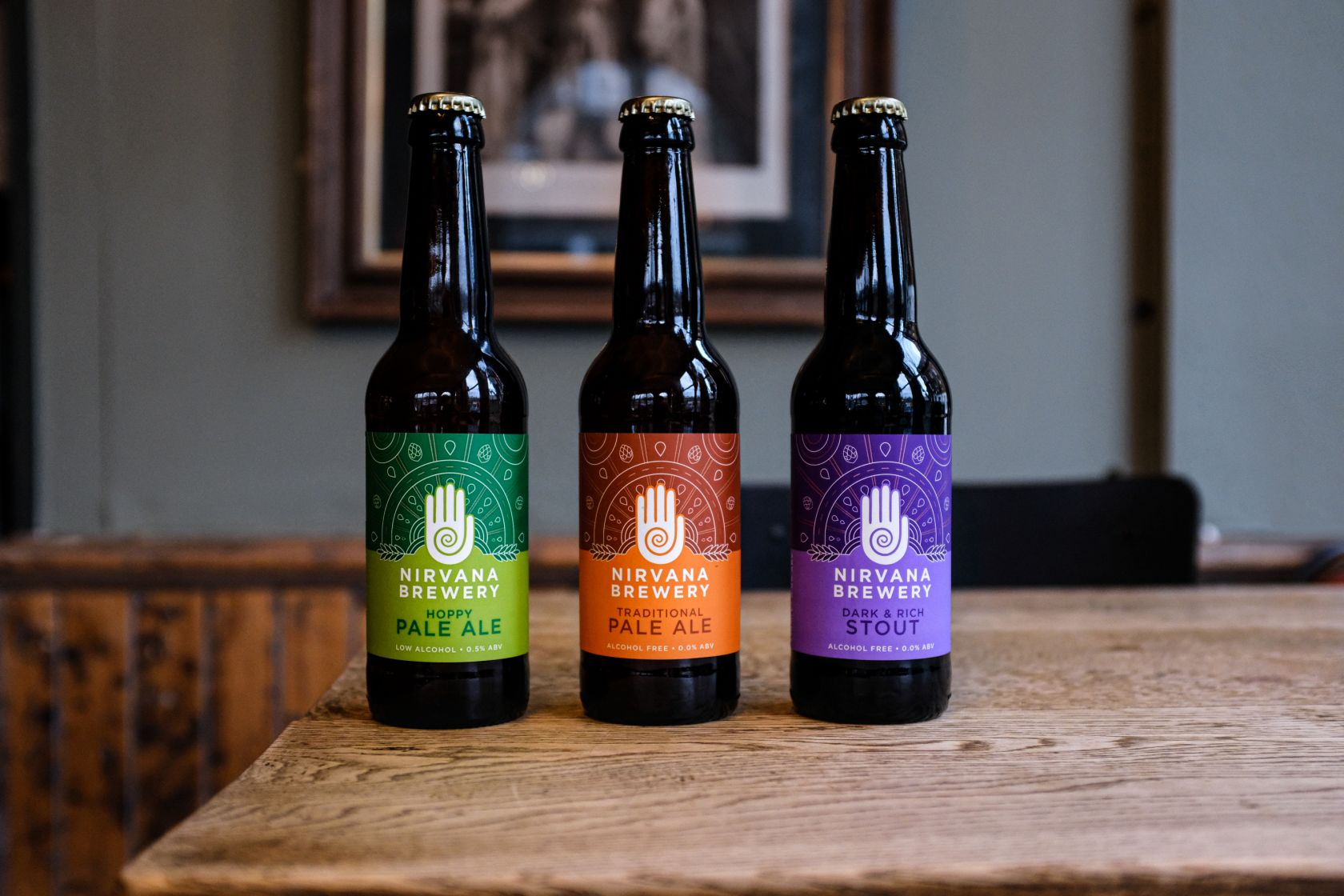Balancing act: Studio More's measured redesign for low-alcohol brewery