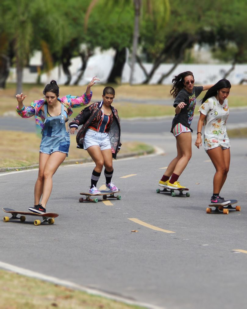 The Girls of Guanabara