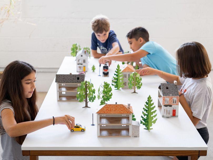 Cardkits, design conscious children's toys