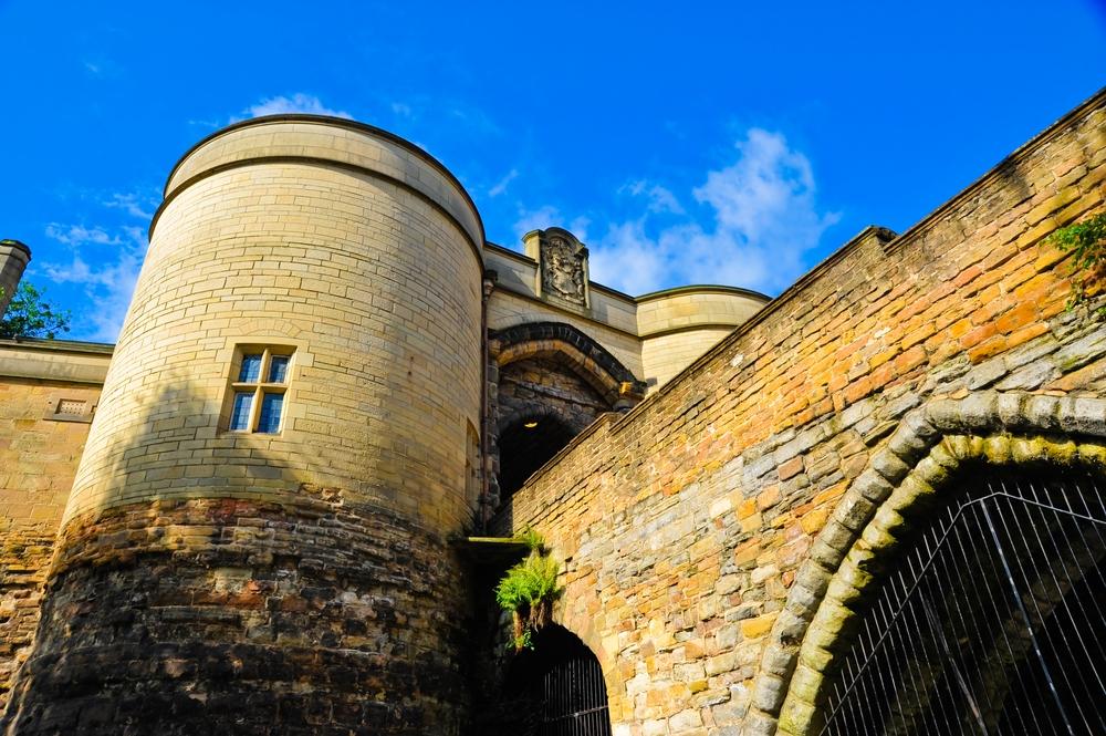 Nottingham Castle. Image Credit: [Shutterstock.com](http://www.shutterstock.com)