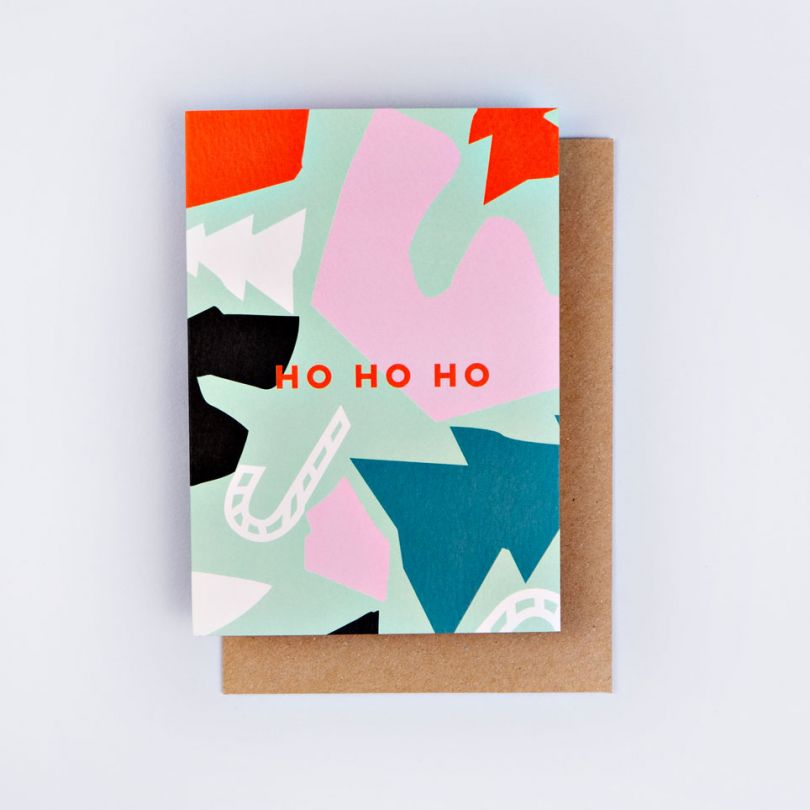 Christmas Cut Out Shapes by The Completist