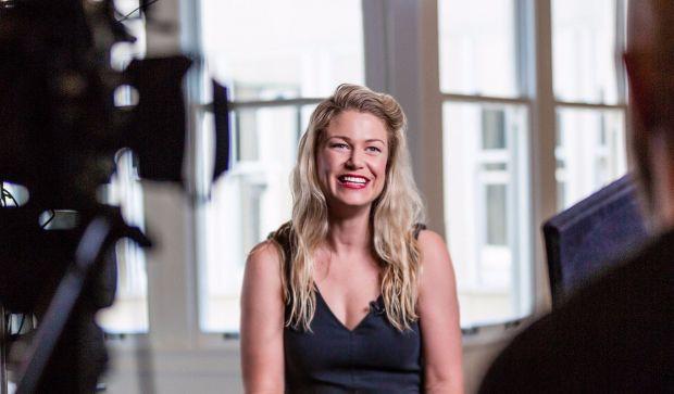 Kristine Arth. Photograph by Martin Hoang