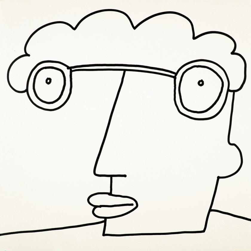 Thierry Noir - Imagine by John Lennon