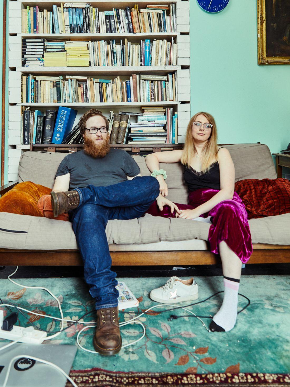 Sam Cramer and Sophie Ackroyd © Jack Lawson