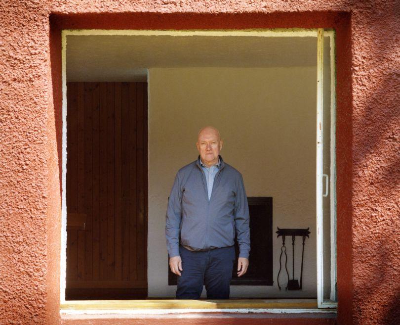 Cuadra San Cristobal Sean Scully Portrait c. Sean Scully, photo c. Felix Friedmann