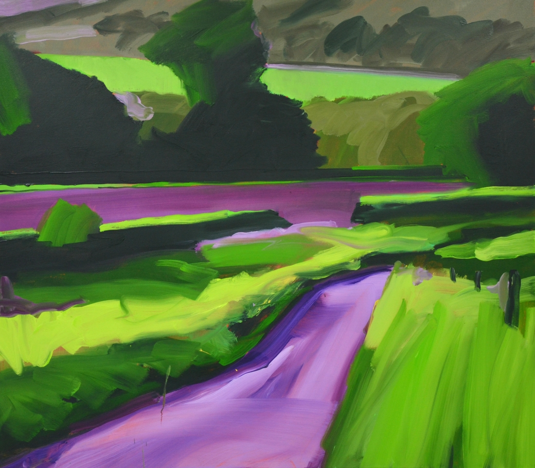 Bostal Nick Bodimeade S Paintings That Celebrate The