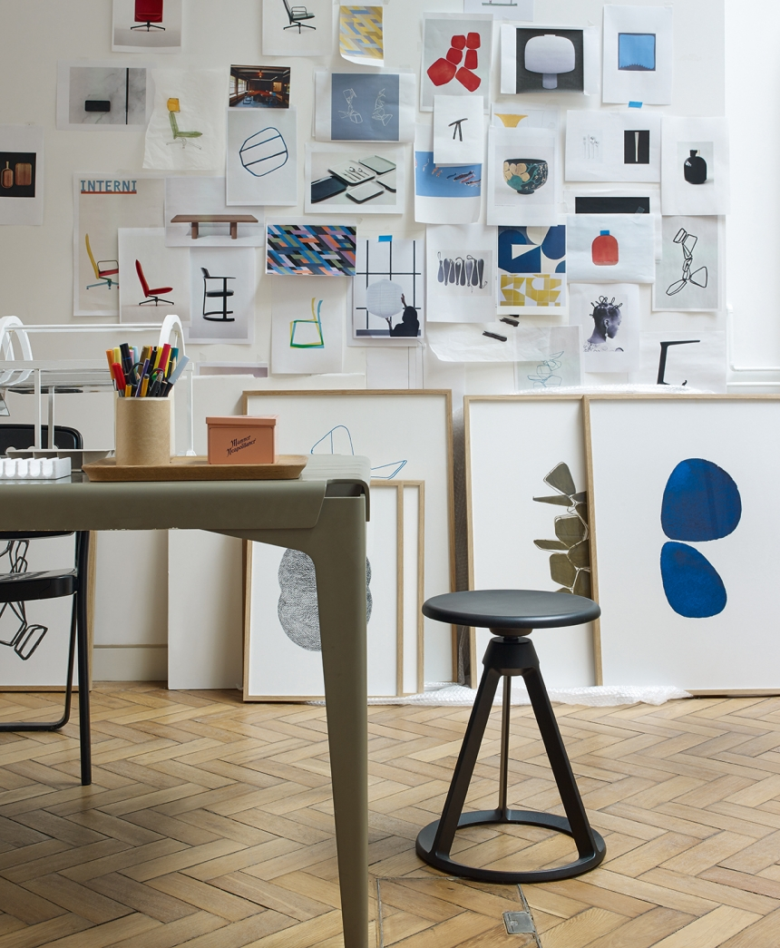 Barber osgerby projects enjoy a closer look at two of for 52 table project
