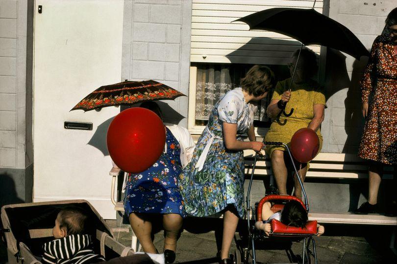 Belgium, Antwerp, 1988 © Harry Gruyaert / Magnum Photos, courtesy Michael Hoppen Gallery