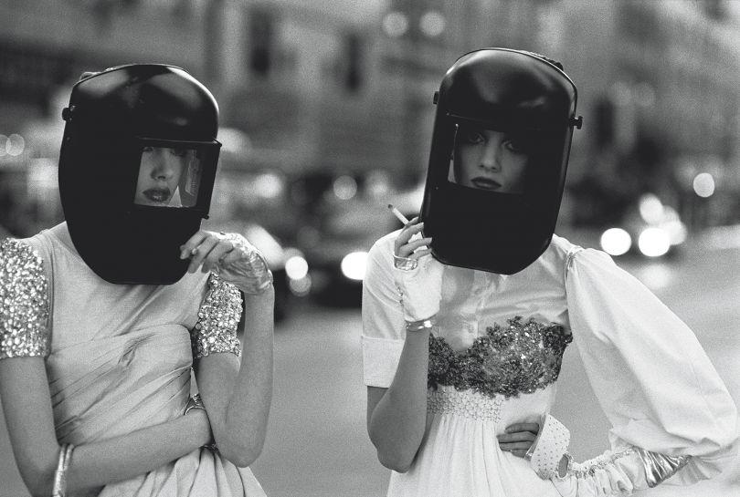 Tomorrow Vision, Vogue Italia, February 2007 © Peter Lindbergh