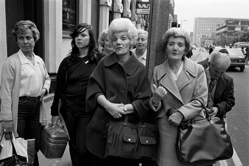 Commercial Street, London E1, 1981 © Paul Trevor