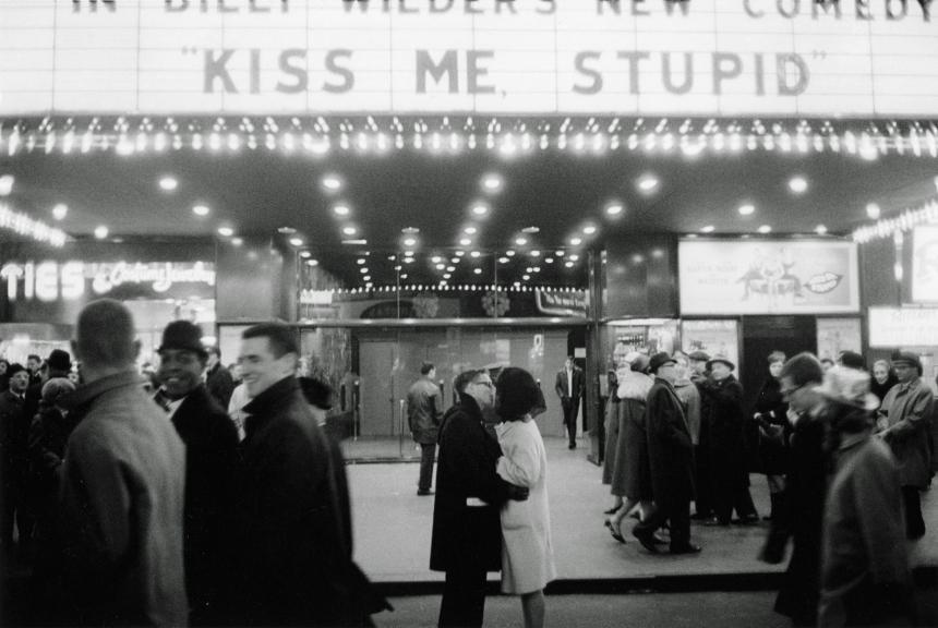 New York City 1965   © Joel Meyerowitz