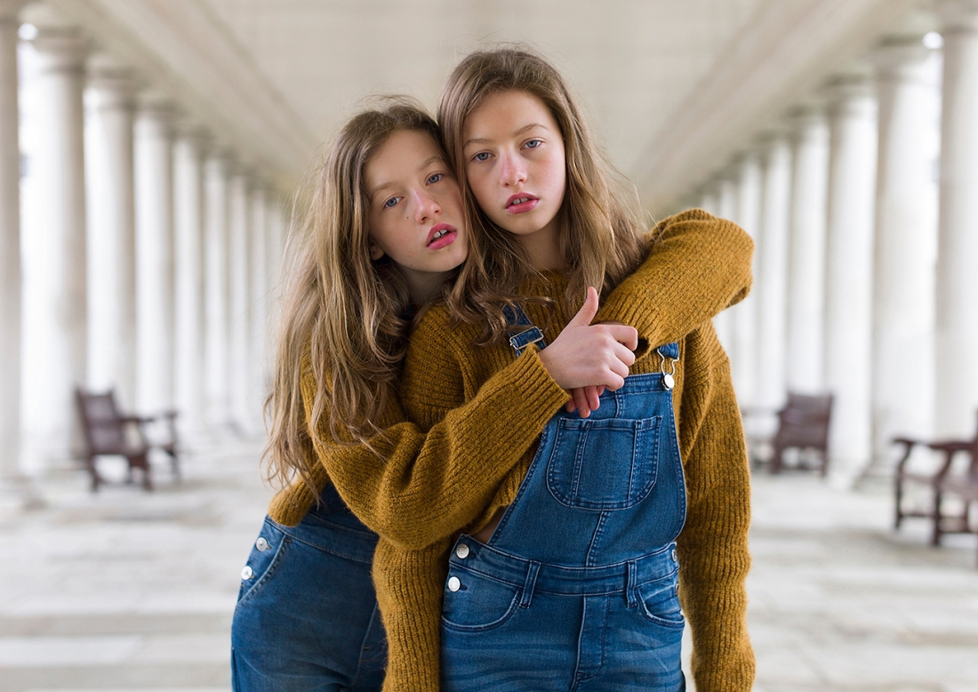 alike but not alike new portraits of identical twins by peter