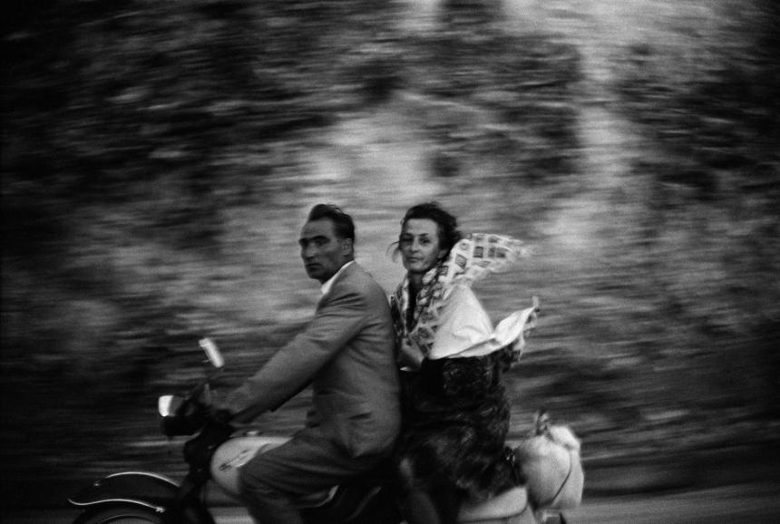 Greece 1967   © Joel Meyerowitz