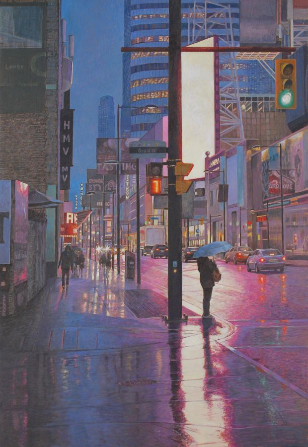 Downtown © Colin Fraser
