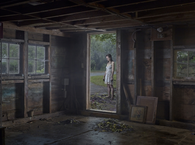 Gregory Crewdson The Shed, 2013 © Gregory Crewdson Courtesy Gagosian Gallery