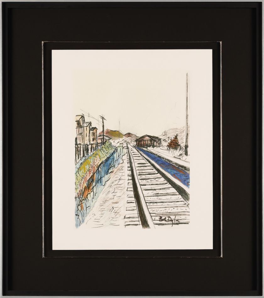 Bob Dylan, Train Tracks, 2010