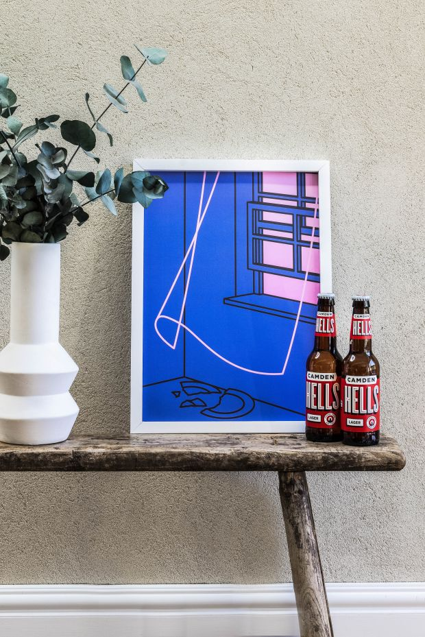Thomas Hedger. All images courtesy of Camden Town Brewery