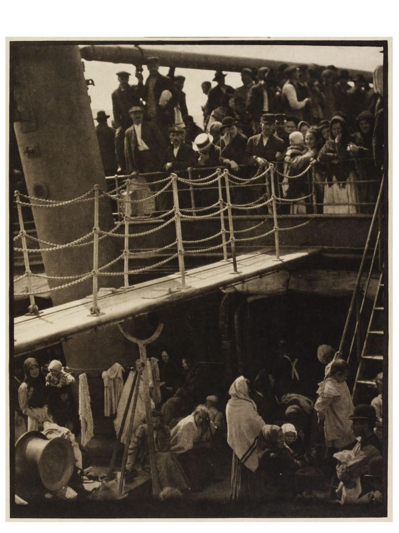 The Steerage, Alfred Stieglitz, 1907. Gift of the Georgia O_Keeffe Foundation © Victoria and Albert Museum, London