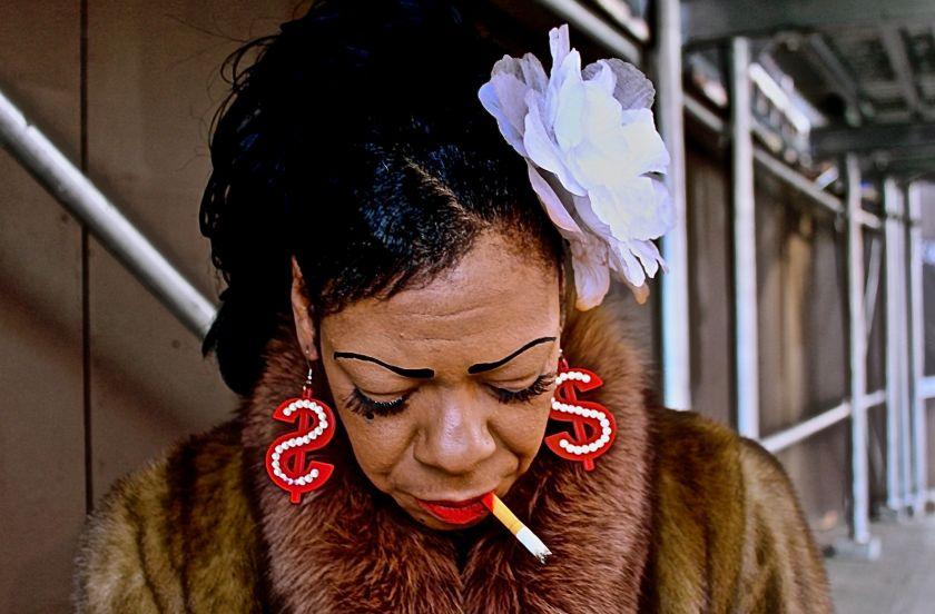Lady Money Sings The Blues © Ruben Natal-San Miguel