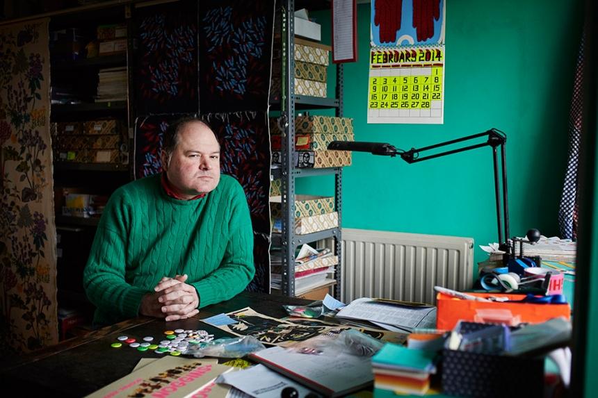 Mark Pawson, artist