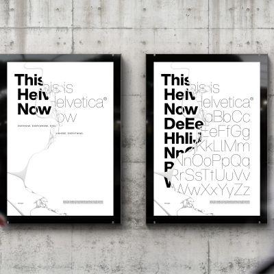 Helvetica Now