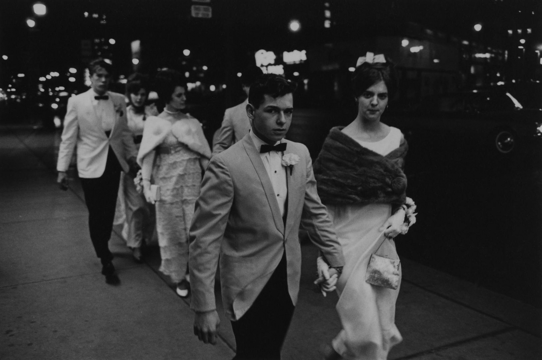 Enrico Natali High School Prom, Detroit 1968
