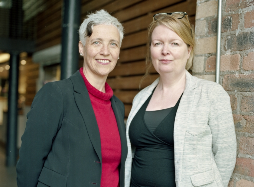 Deborah Keogh & Roanne Dods from Small Is Beautiful on why small is the future of business