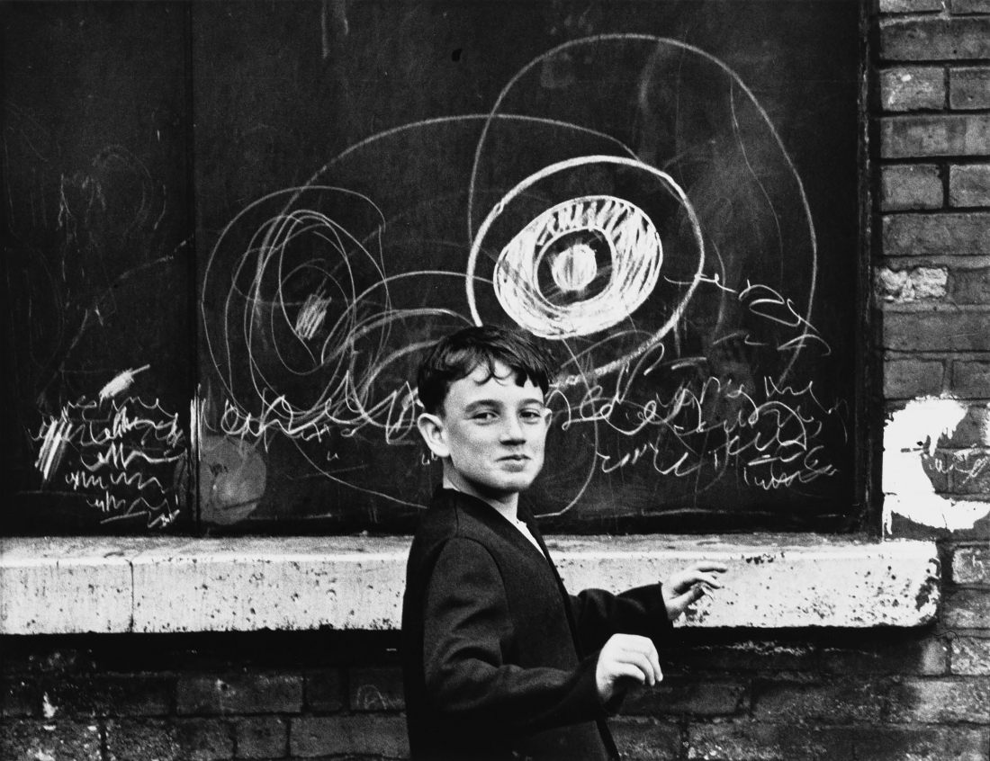 Shirley Baker Manchester, 1967 © Estate of Shirley Baker, Courtesy of The Photographers' Gallery