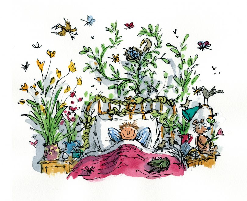 All The Year Round © Quentin Blake