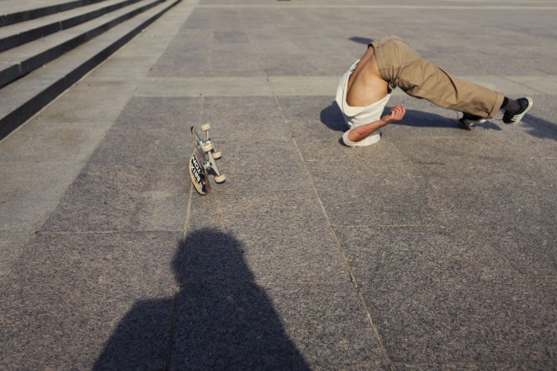 Sam Muller, Untitled (Chris Maalouf, Montreal), 2015