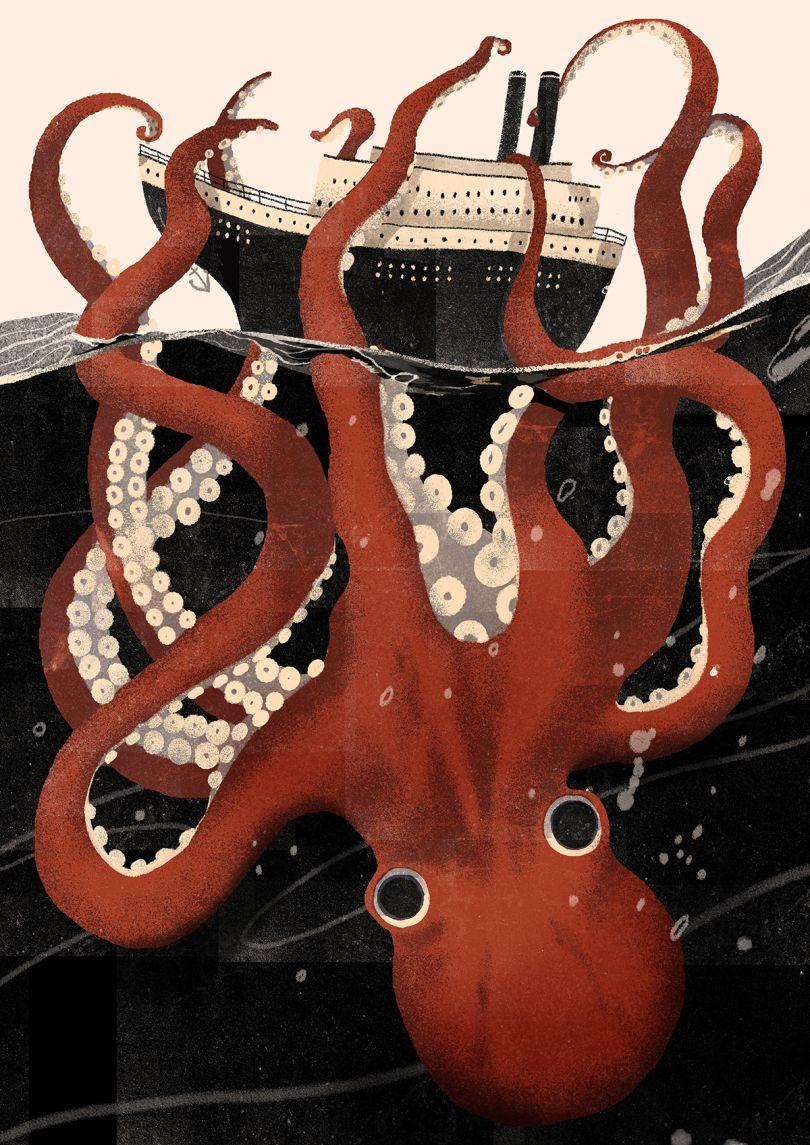 Hùndùn by Lisk Feng of China, an interpretation of 'Chaos'