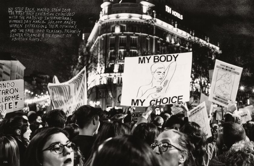 Women's March Madrid