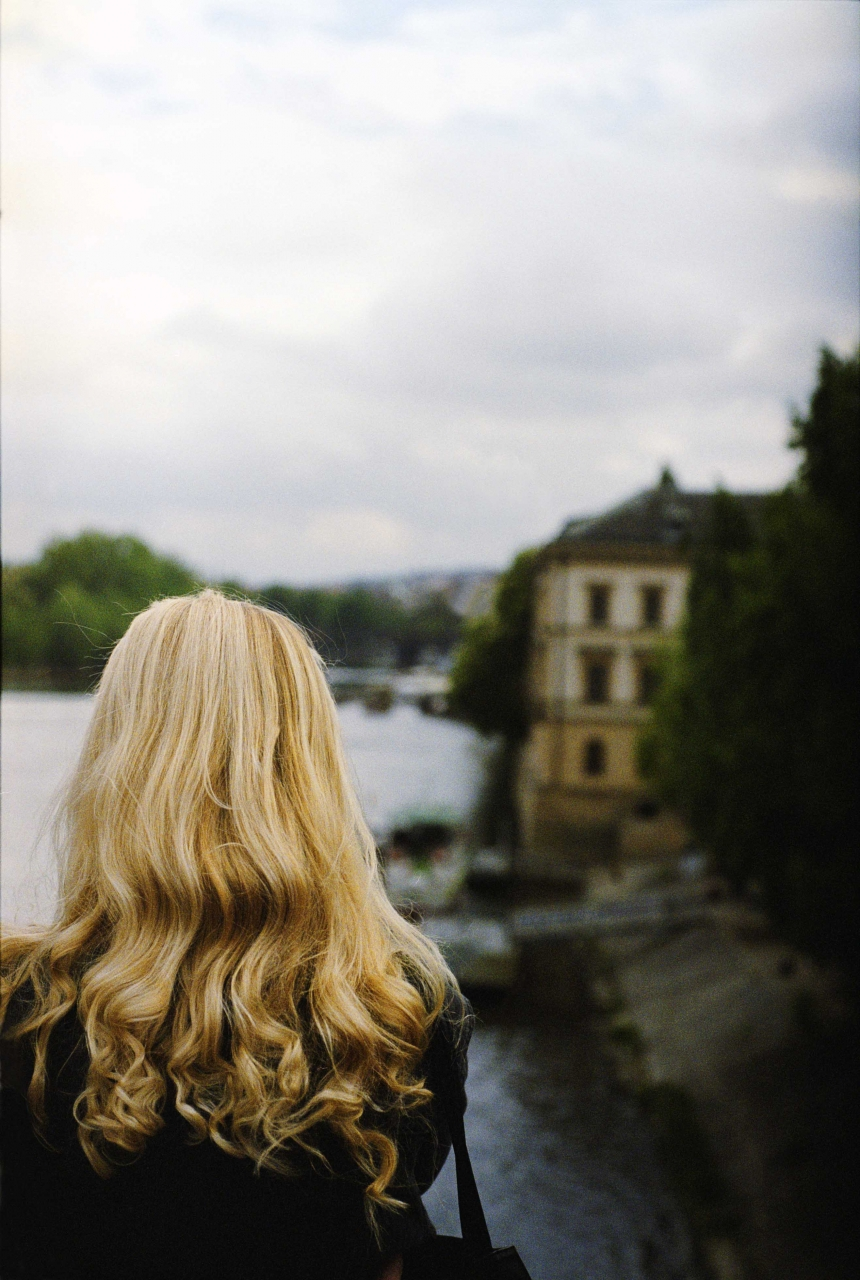 Pont Charles, Prague, 2006 © Nicolas Comment, courtesy Polka Galerie