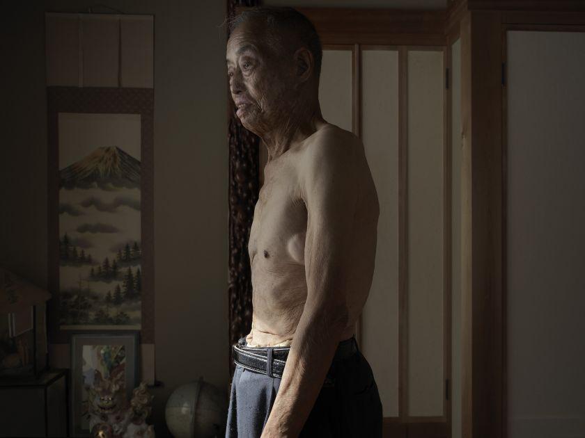Miyashita San from the series Hakanai Sonzai by Pierre-Elie de Pibrac © Pierre-Elie de Pibrac