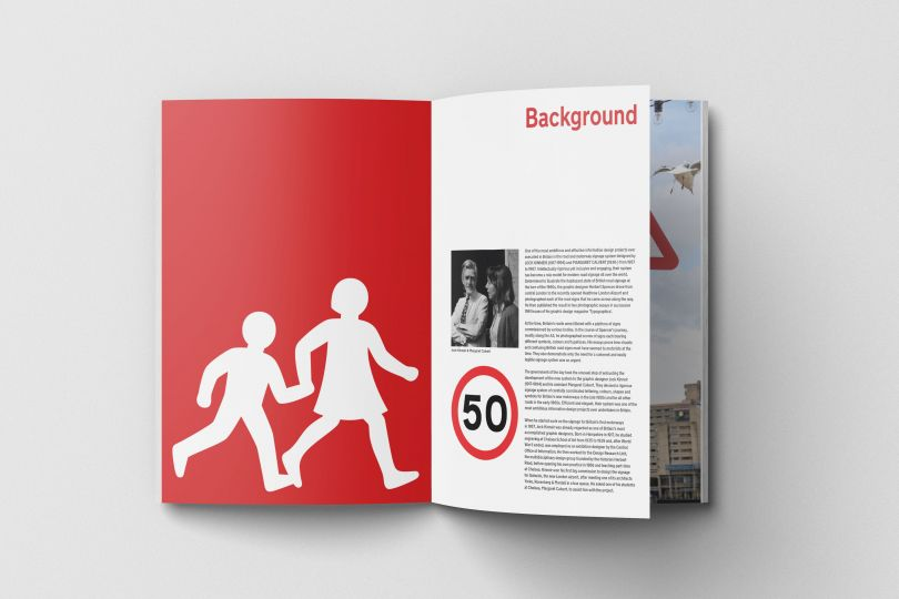 British Road Sign Project book
