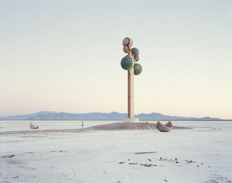© Nadav Kander, Monument, Utah, USA. Courtesy of Flowers Gallery