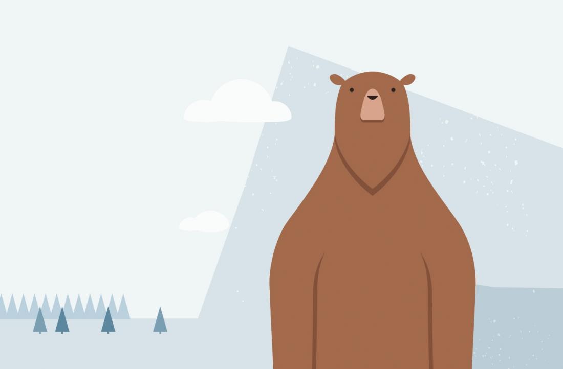 Bruce the Bear