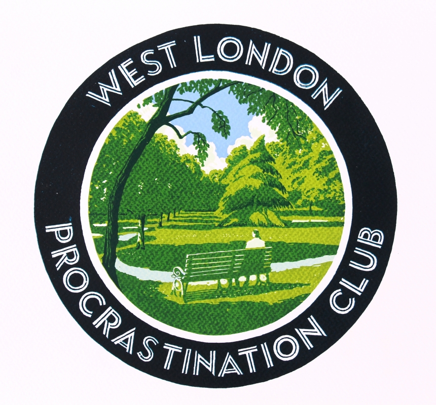 West London Procrastination Club   Copyright © Martin Grover