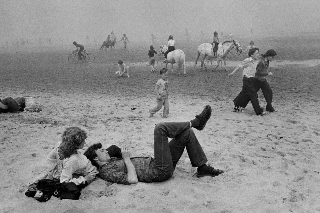 By the Sea: Photographs take on the North East coast of England in the late 1970s