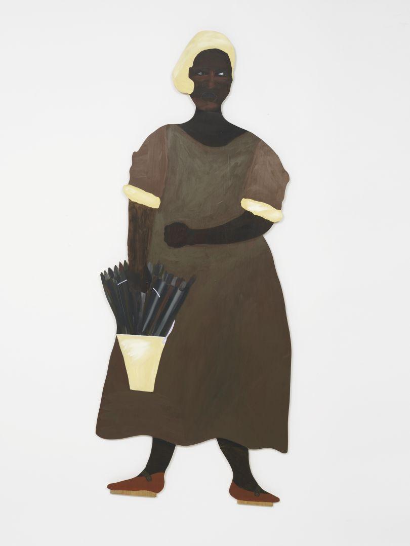 Lubaina Himid, Naming the Money (2004), Navigation Charts, Spike Island