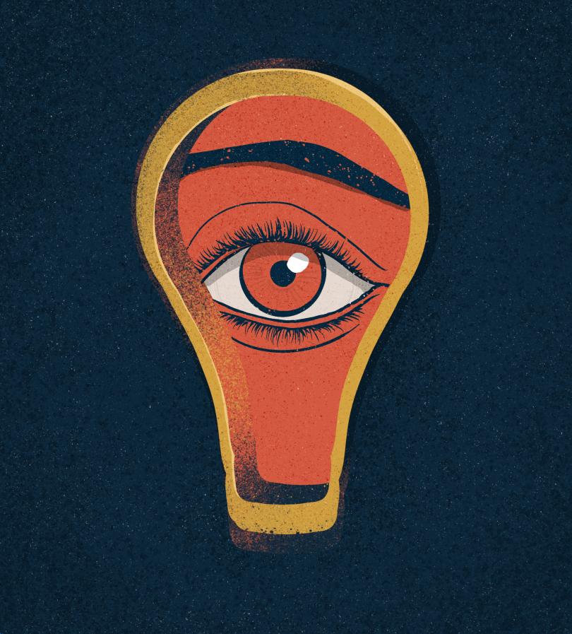 Curiosity is the Key © Pablo Tesio