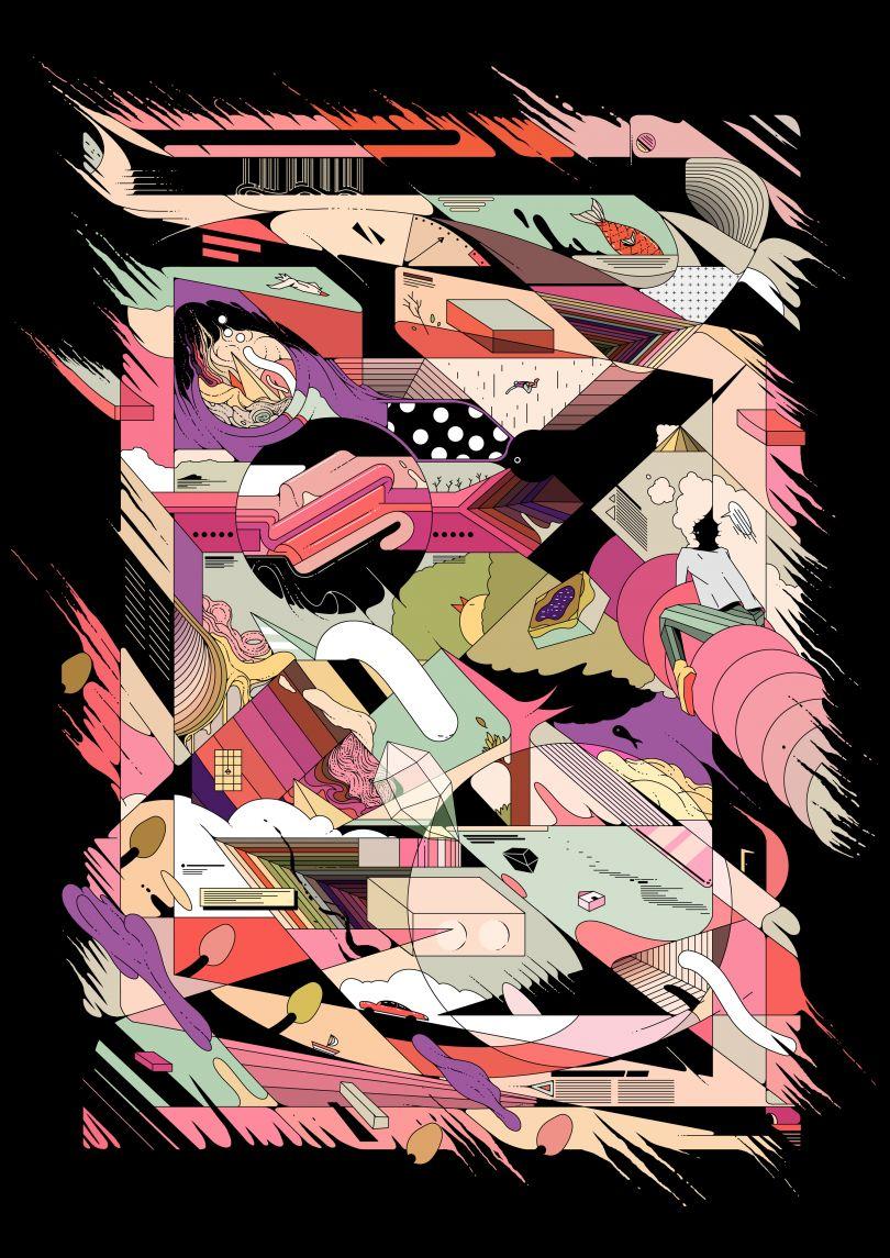 T'nua by Ori Toor of Israel, an interpretation of 'Move'