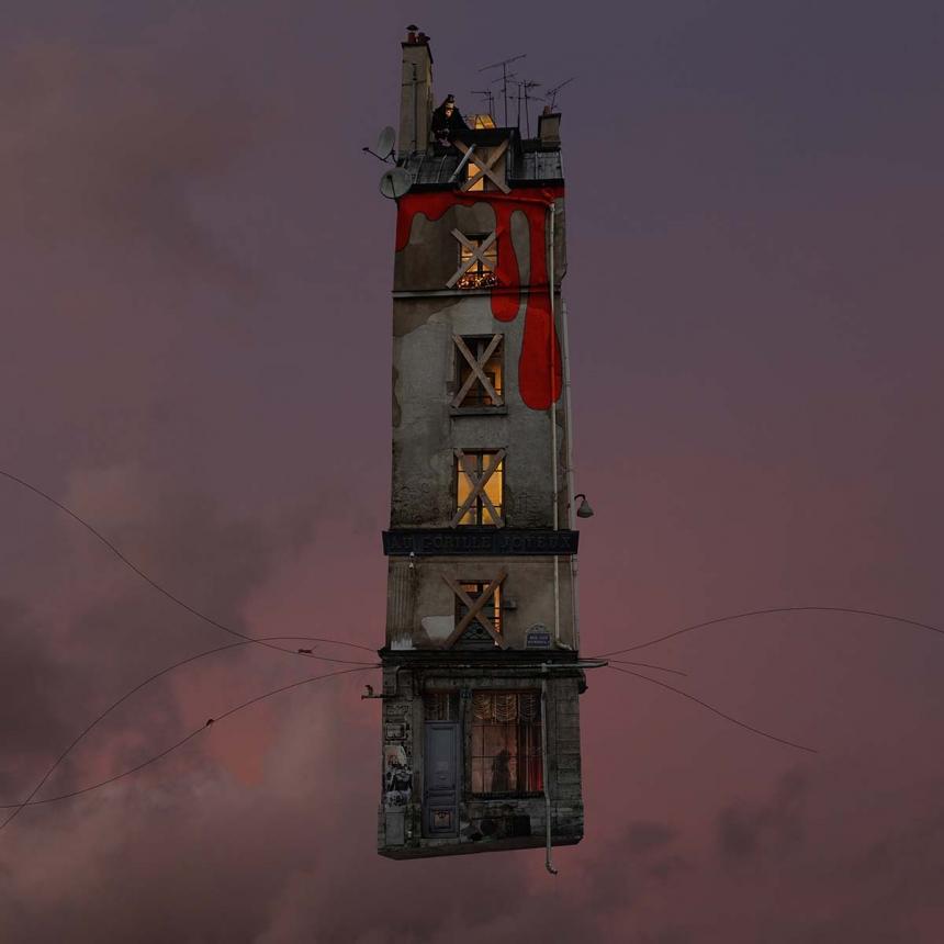 Red © Laurent Chéhère