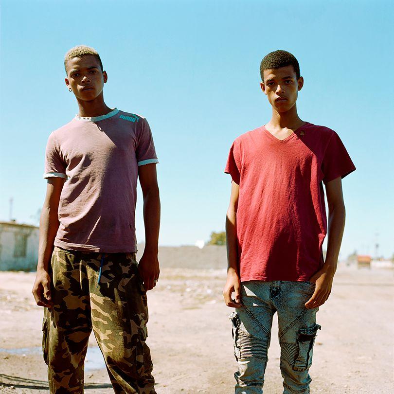 Fransman Brothers J Keene © Justin Keene