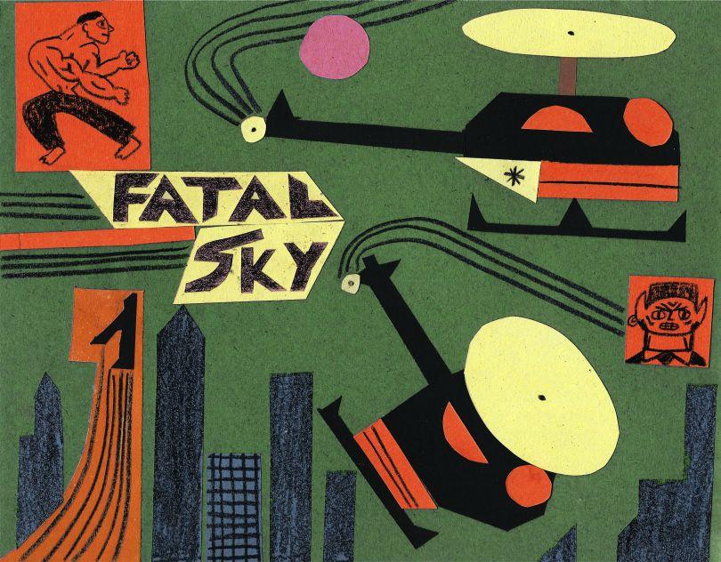 Hugo Bilton, Fatal Sky, 2021