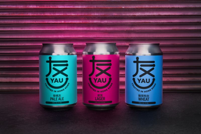 Design Bridge Singapore creates 'hyper-local' craft beer brand for the Hong Kong market