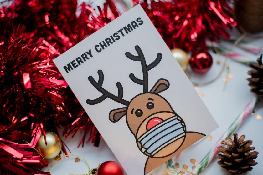 Reindeer by Hannah Kirkland